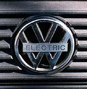 -VW LOGO ELECTRIC-